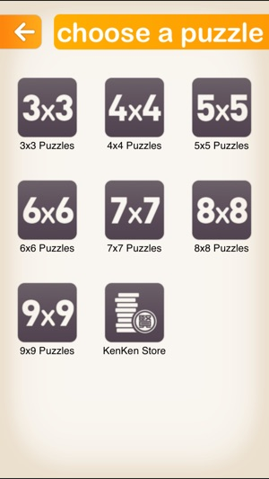 picture regarding Printable Kenken Puzzles 9x9 called KenKen Clic upon the Application Retail store