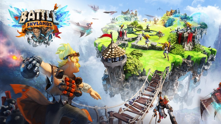 Battle Skylands: Island Allies