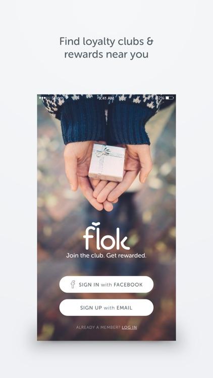 flok - Loyalty Cards App