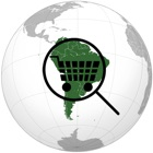 Shop Finder South America icon