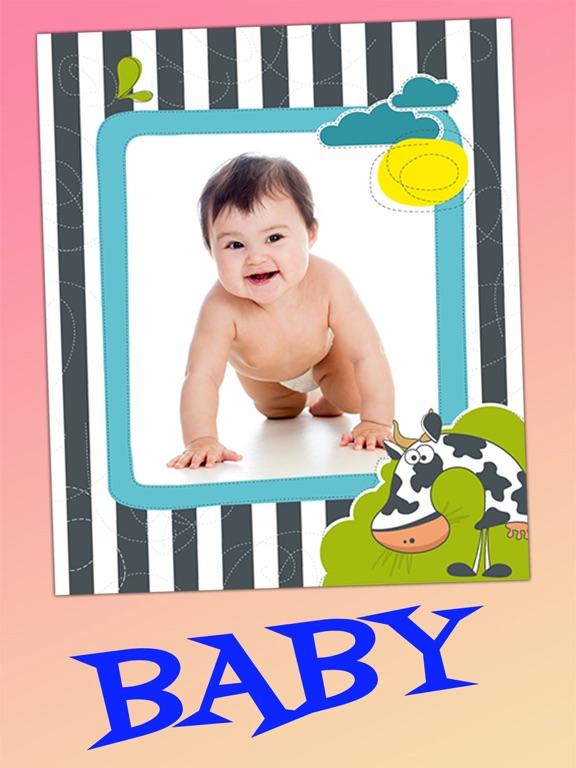 Baby Frames Photo Editor Pro App Price Drops