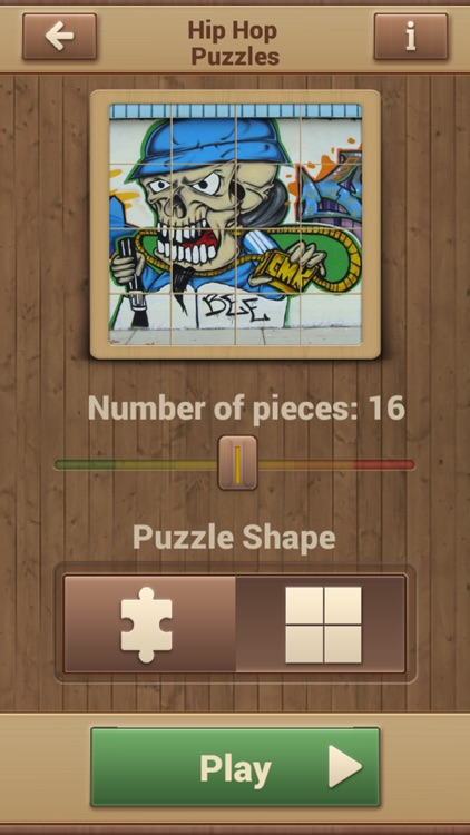 Hip Hop Puzzles screenshot-2