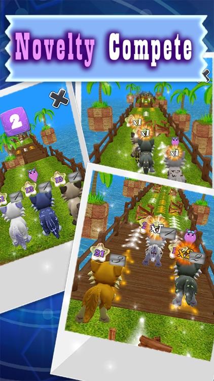 Cute Kitty: Fairytale Little Kitten for kids screenshot-3