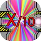 X/10 icon