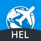 Helsinki Guía de Viaje con Mapas Offline icon