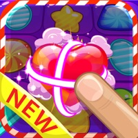 Codes for Candy Sweet : best match 3 puzzle game Hack