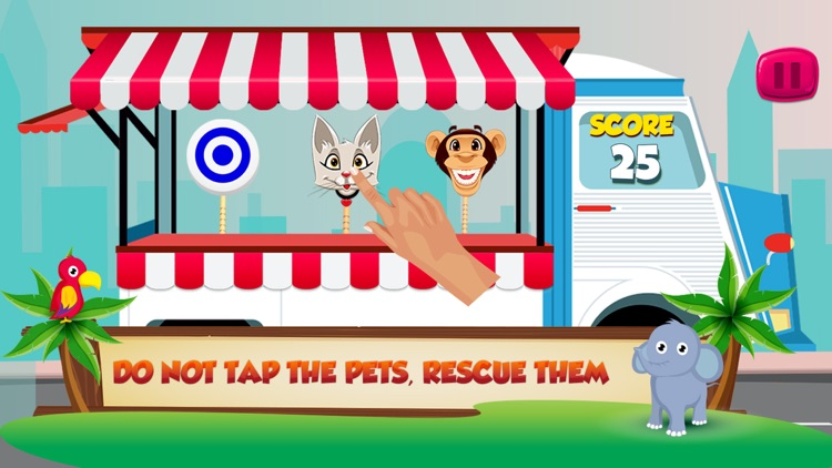 Hit The Target - Pet Rescue