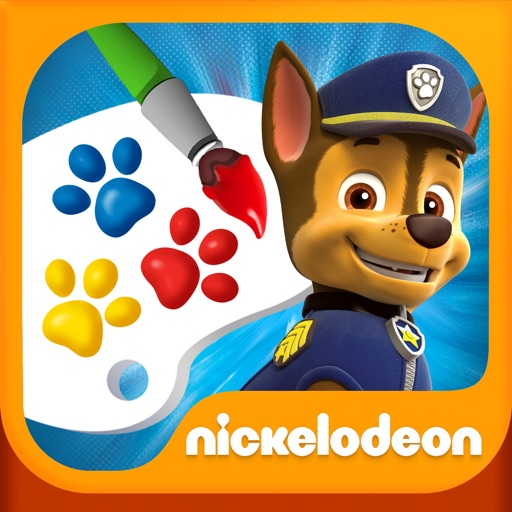 PAW Patrol Draw & Play HD icon