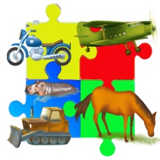 Activities of Puzzle Cartoon Game for Babies