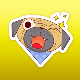 Dogmoji - Cute Bull Emoji Stickers