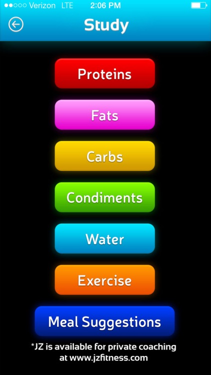 JZ Fitness Nutrition