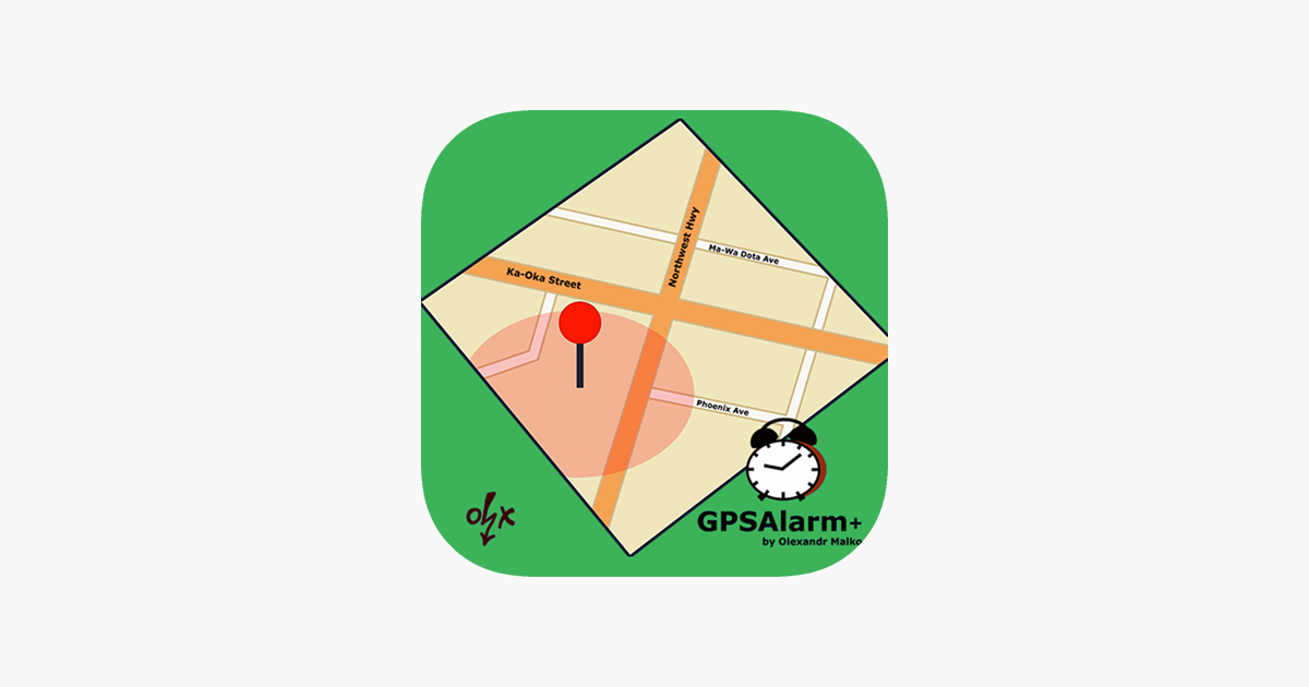 how to find an iphone location gpsalarm on the app 3279