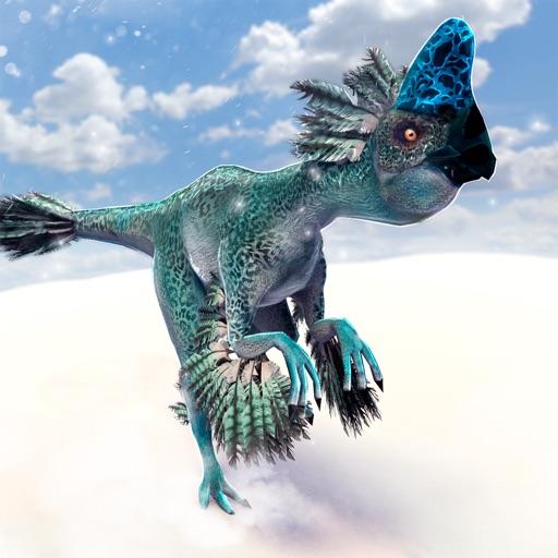 динозавр Ледниковый: юра имитатор