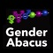 "The Original Gender Abacus was developed as a tool to help individuals define their gender experience in a more complete manner than within the existing limited binary of ""female"" or ""male"