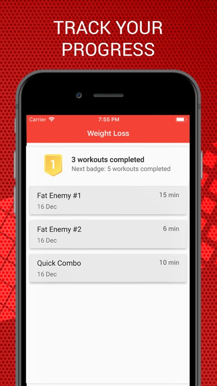 MMA Spartan Workouts Pro screenshot-4