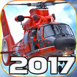 Helicopter Simulator 2017 4K