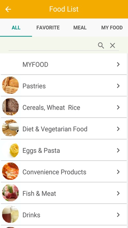 fitmefit food screenshot-4