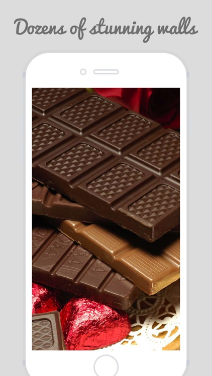 Chocolate Wallz - Sweet Chocolate Wallpapers
