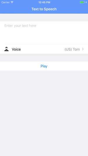 Text To Speech Tts On The App Store