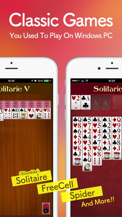 Solitaire Victory - Over 100 Games