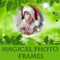 Magical 3D Photo Frames