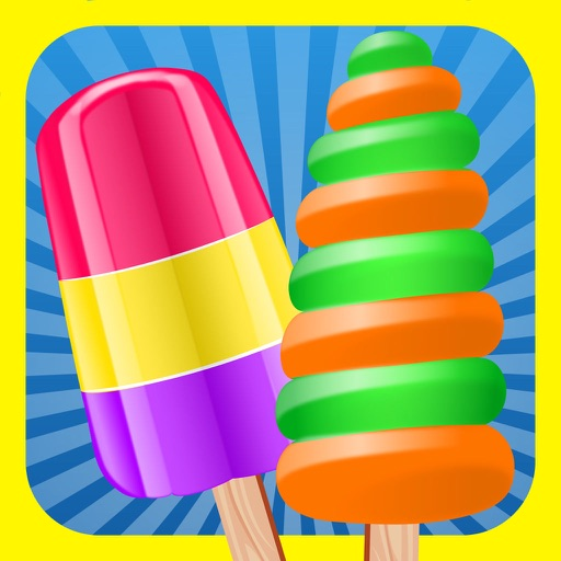 Ice Pop & Popsicle Maker