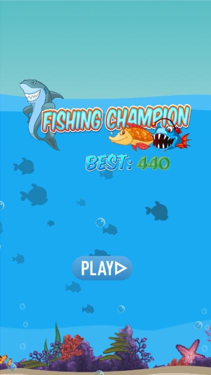 Fishing Champ - fish games seafish game boat free