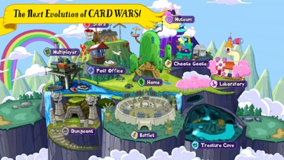 Card Wars Kingdom phone App screenshot 1
