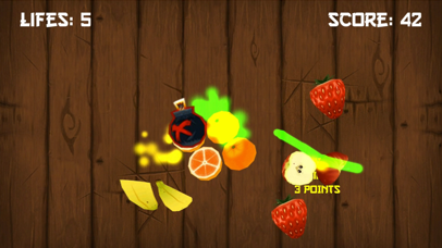 Slice Fruits (Watch & Phone) screenshot 2