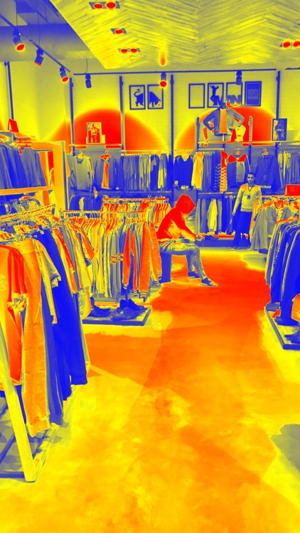 Thermal Vision - Thermal Heat Camera Effects