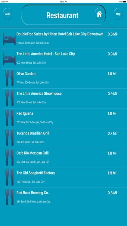 Salt Lake City UT USA Offline City Maps Navigation