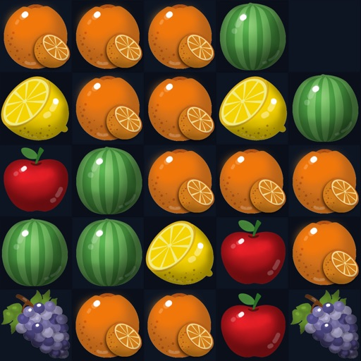 Fruits Tap - bubble game, free puzzle