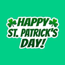 Irish Sticker Pack For St. Patrick's Day