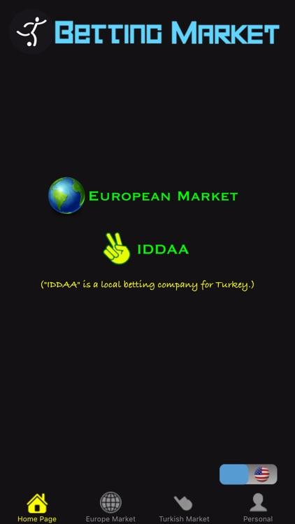 Betting Market Pro screenshot-3