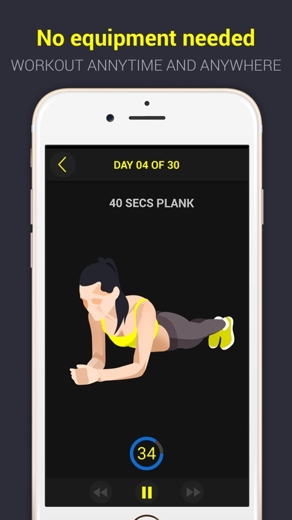 30 Days Plank Challenge Pro screenshot-2