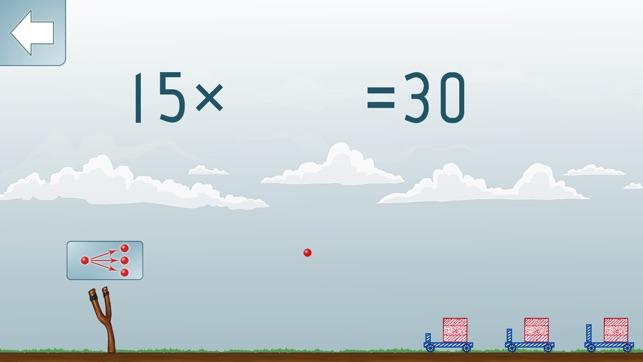 Math Shot Mathematik Screenshot