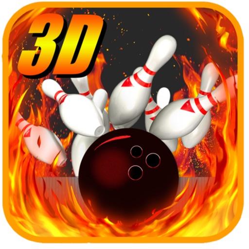 Bowling Flame Strike