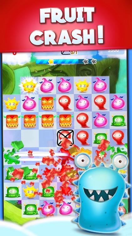 Fruit Candy Monsters Juice screenshot-0
