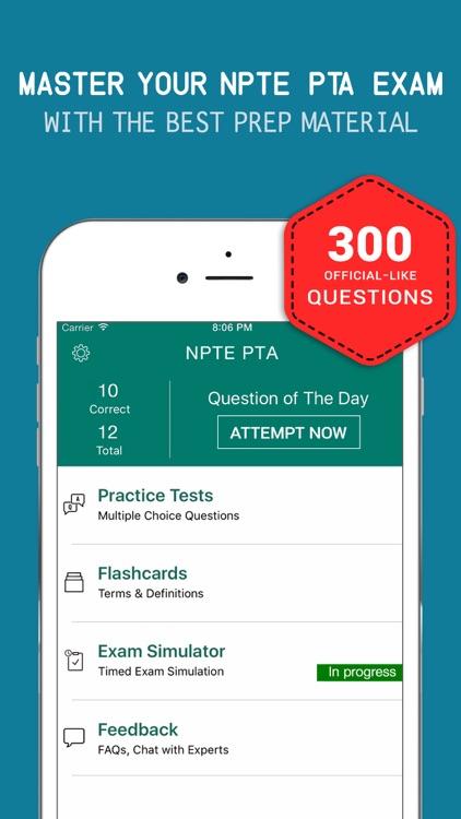 NPTE-PT Practice Exam Prep 2017 – Q&A Flashcards