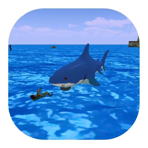 Angry Hunting Shark 2017:Shark Simulator Game iOS App