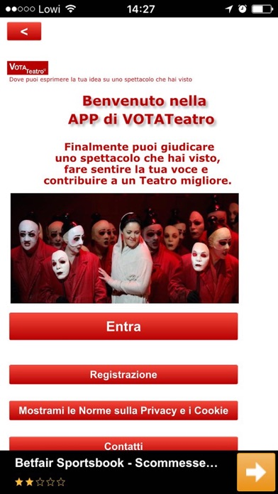 VOTATeatro screenshot 2