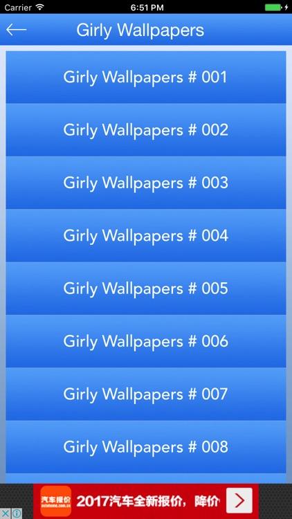 Beautiful Girly Wallpapers HD