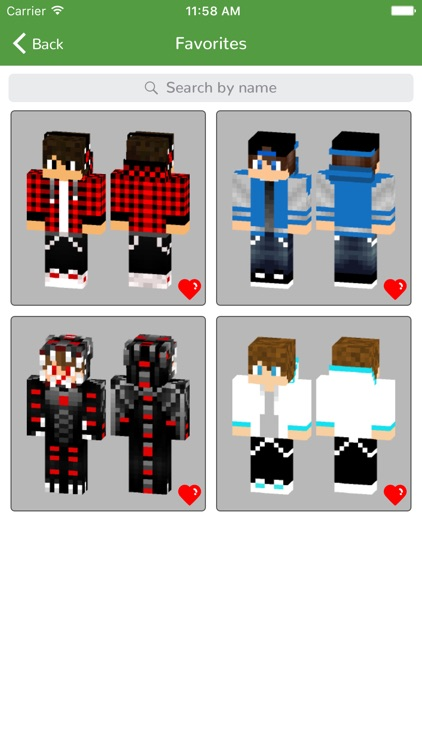Boy Skins for Minecraft PE Edition screenshot-3