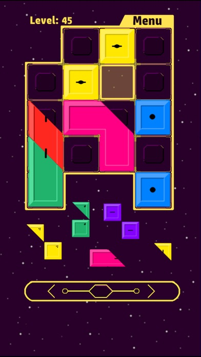 Screenshot #7 for Fill me up - Block Fitting Puz