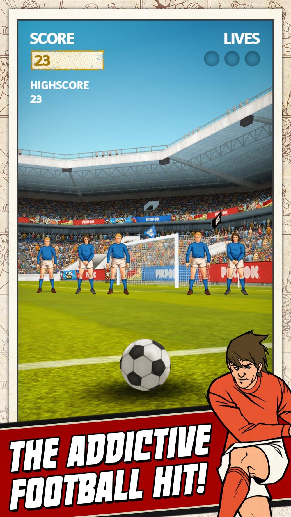 Flick Kick Football Kickoff Cheat Codes