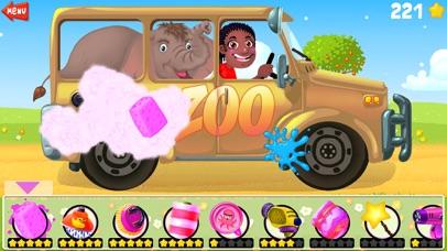 A Funny Car Wash Children Game-0