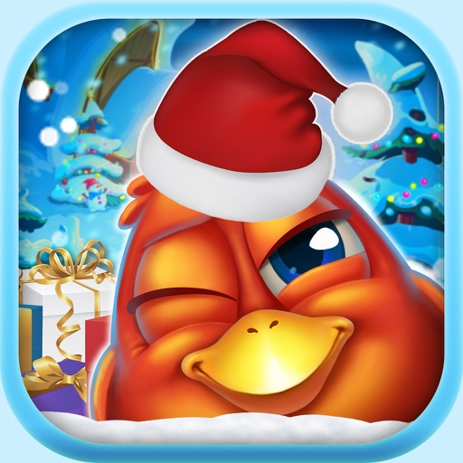 Bubble Birds 4 - Match 3 Shooter Game