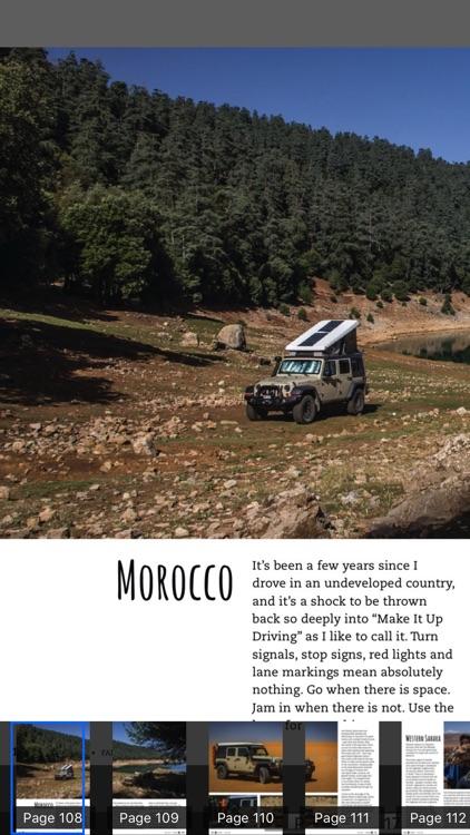 JPFreek Adventure Magazine screenshot-4