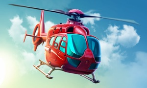 Helicopter Flight Simulator 3D - Checkpoint Deluxe