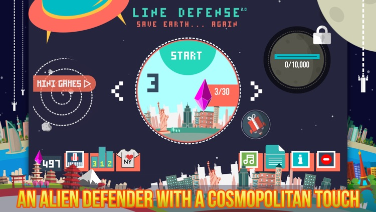 Line Defense screenshot-4